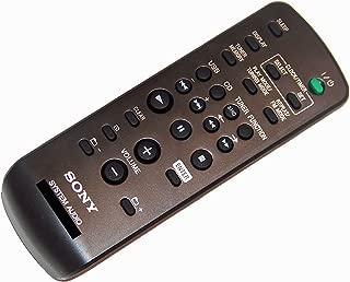 MHCEX88 FST-SH2000 MHC-EX88 HCD-EC590 FSTSH2000 OEM Sony Remote Control Originally Shipped With: HCDEC590