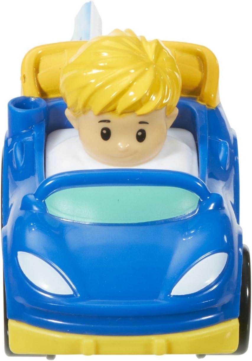 Rapid rise Fisher-Price Little People Race Wheelies Car Selling rankings