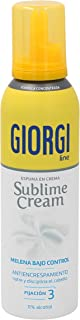 Giorgi Sublime Cream Antiencrespamiento Melena Bajo Control 150 Ml - 150 Mililitros
