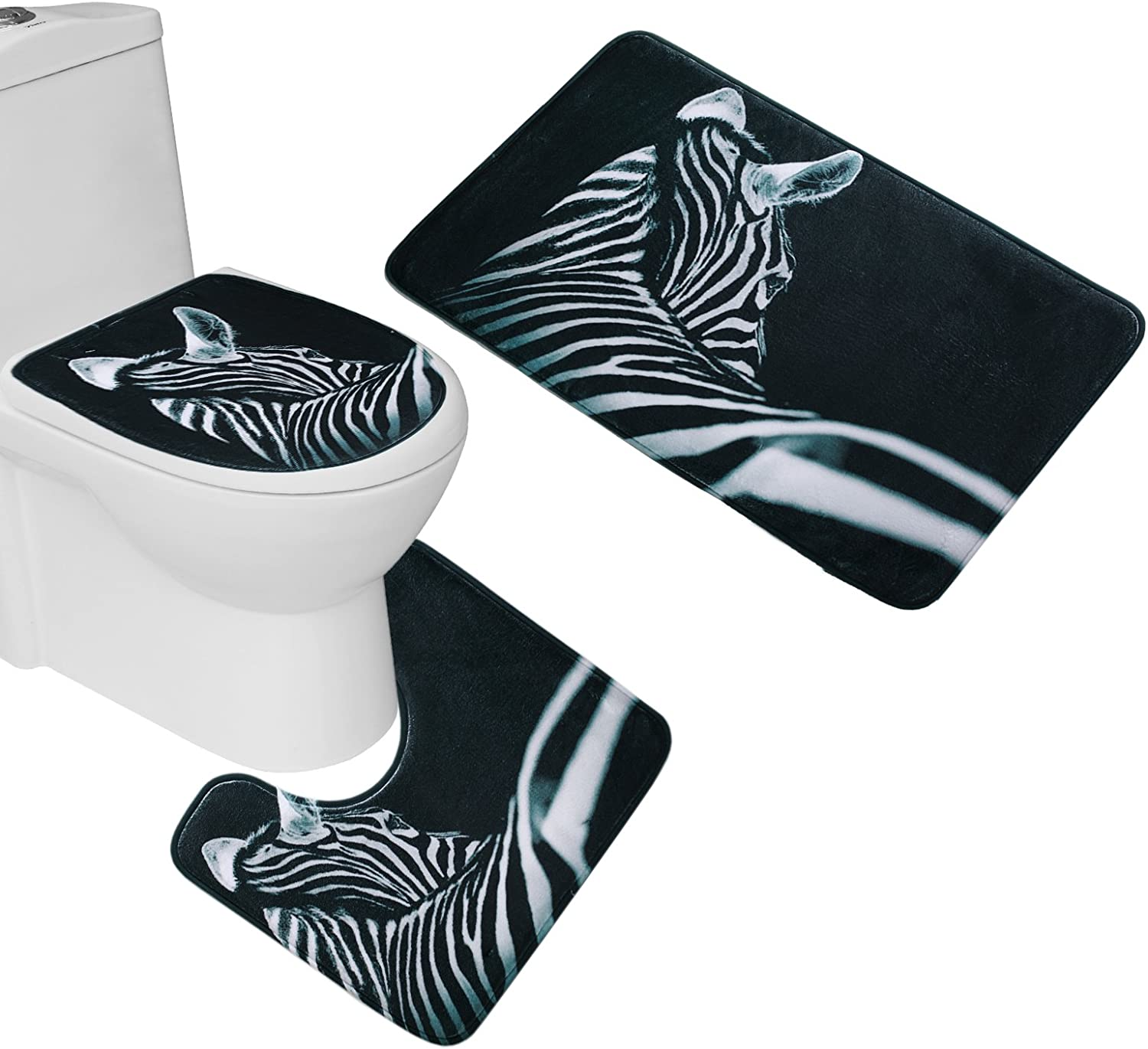 Amagical Soft 3 Piece Bath Purchase Toilet NEW before selling 16