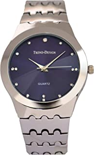 TREND DESIGN Casual Watch For Men Analog Stainless Steel - TD4