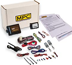 Complete Remote Start with Keyless Entry Kit for 2007-2012 Ford Ranger - Includes Bypass Module - (2) 4 Button Remotes