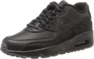 Nike Youth Air Max 90 SE Leather Trainers