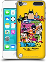 Official Teen Titans Go! to The Movies Justice League Hollywood Graphics Hard Back Case Compatible for iPod Touch 5G 5th Gen
