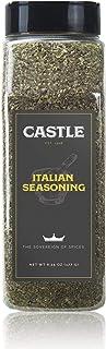 Castle Foods Italian Herb Seasoning, 6.25 Ounce