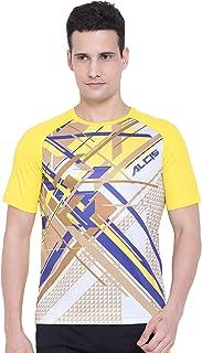 Alcis Yellow Men's T-Shirt