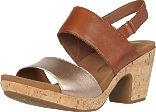 Rockport Women's Vivianne Two Band Heeled Sandal