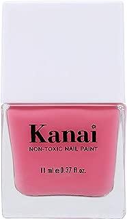 Kanai Beauty Matte Nail Paint 8- Free Non-Toxic Longwear Tint Cruelty Free Vegan Nail Polish - 11ml / 0.37 fl oz; Pienk