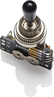 EMG Solderless Toggle Switch 4921.00 w/ Bonus RIS Pick (x1) 654330602139