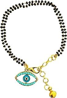 mangalsutra bracelet evil eye