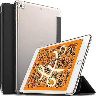 Luibor Compatible con Apple iPad Mini 5 Tablet - Funda Plegable Plegable Ultra Delgada de Peso Inteligente Que se Ajusta Apple iPad Mini 5 Tablet (Negro)