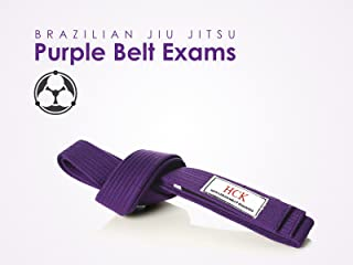 Brazilian Jiu Jitsu: Purple Belt Exams