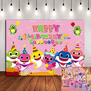 Best baby shark 1st birthday party Reviews