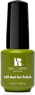 Red Carpet Manicure Gel Polish, Dress for Success, 0.3 Fluid Ounce