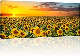 Best large sunflower painting Reviews