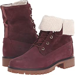 best loved df04c 7c852 Burgundy Nubuck. 239. Timberland. Jayne Waterproof Teddy Fleece Fold Down.   112.99MSRP   160.00. 5Rated 5 stars. Dark Grey Nubuck