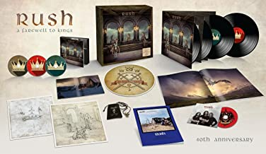 Farewell To Kings (3Cd/Blu-Ray Audio/4Lp/40Th Anniversary Super Deluxe Edition)
