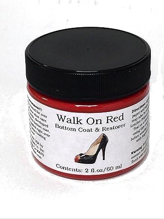 Walk On Red Bottom Coat \u0026 Restorer
