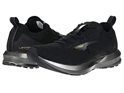 Brooks Levitate 3 (Black/Ebony) Women