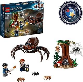LEGO 75950 Harry Potter Aragogs gömställe