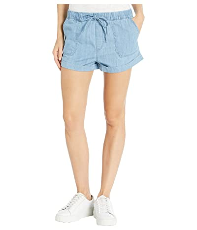Volcom Sunday Strut Shorts (Park Blue) Women