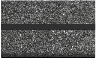MVPACKEEY Toetsenbord Tas Draagbare Flexibele Draagtas Accessoires Gevoeld Voor Logitech K380, K480