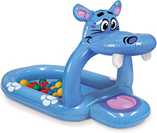 Happy Hippo Play Center Ball Pit with 20 Balls