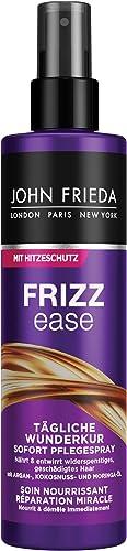 John Frieda Frizz Ease Tägliche Wunder-Kur Sofort Pflege-Spray - (200 ml) - nährt und entwirrt widerspenstiges Haar