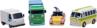 Booba Lucy Big Tony - The Little Bus Tayo SpecialFriends Set 5