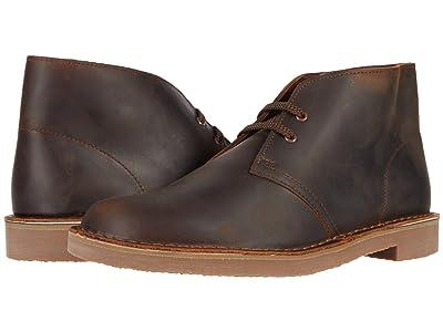 Clarks Bushacre 3 (Dark Brown Leather) Men