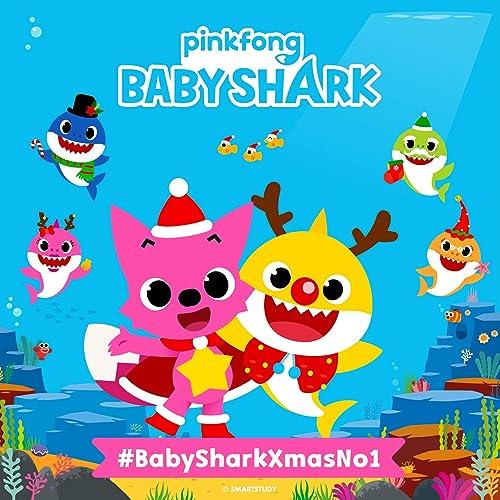 Christmas Baby Shark de Pinkfong en Amazon Music - Amazon.es