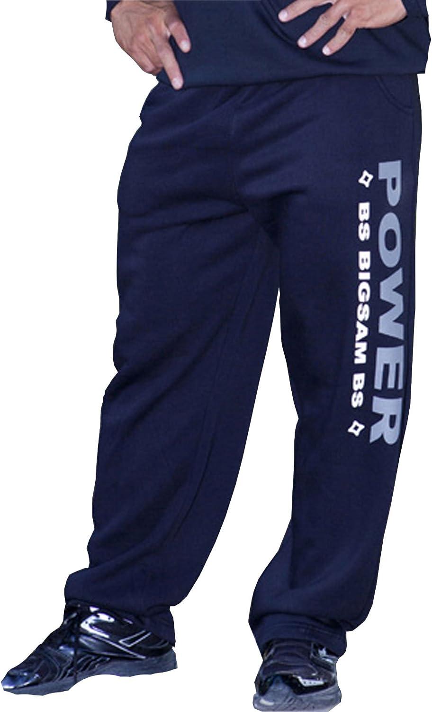 BIG SAM SPORTSWEAR COMPANY Men's Baggy Track Pants Bodypants 980