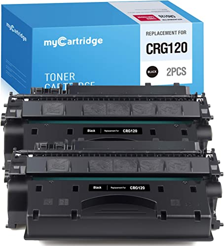 lowest MYCARTRIDGE Compatible Toner Cartridge Replacement for Canon 120 CRG120 to new arrival Use with Canon D1100 D1120 D1320 wholesale D1180 D1350 D1150 D1170 D1370 i-Sensys MF6680dn online