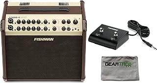 Fishman PRO-LBX-600 Loudbox Artist Acoustic Guitar Amp w/Polish Cloth and Foots