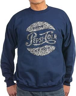 CafePress Pepsi Logo Doodle Classic Crew Neck Sweatshirt