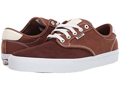 Vans Chima Ferguson Pro (Potting Soil/White) Skate Shoes