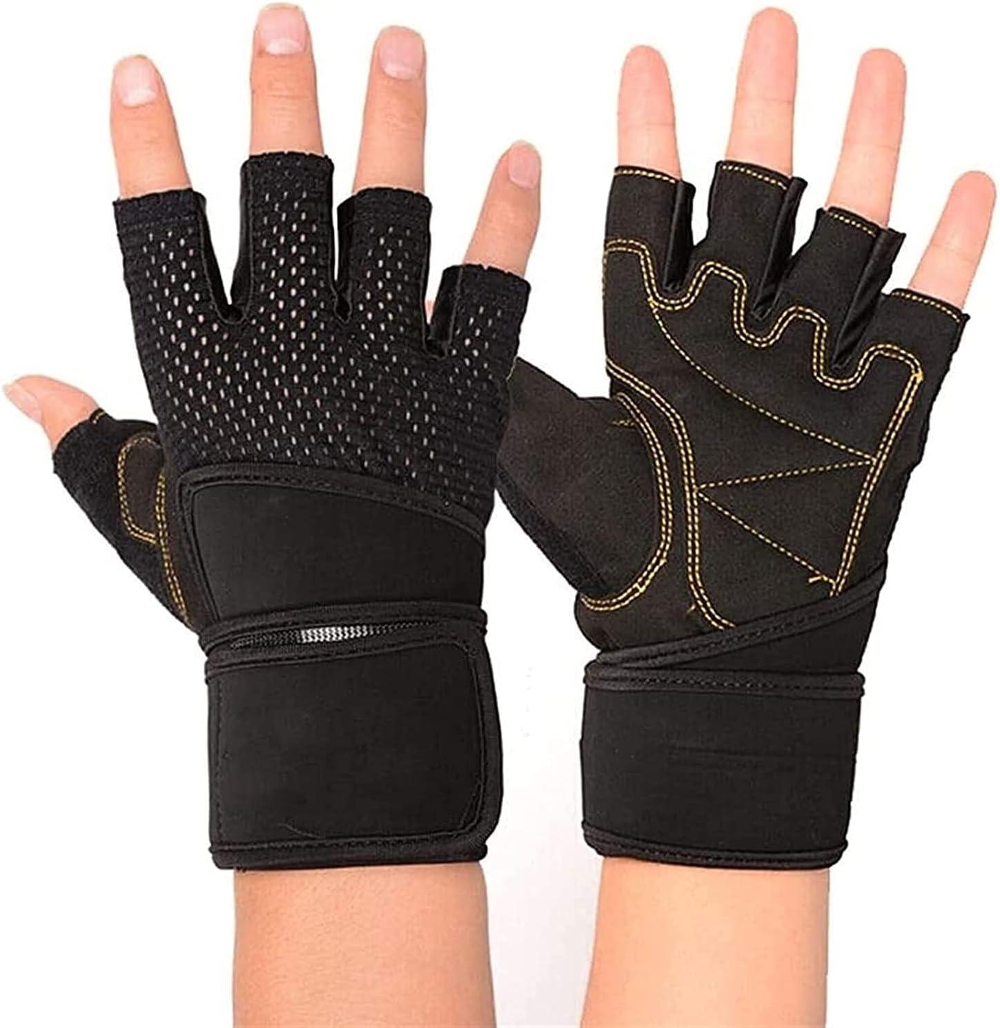 Exercise Gloves fingerless gloves Sport gloves Sport Gloves Men'
