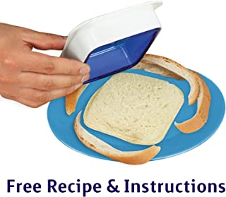 Sandwich Sealer n Decruster (color May Vary)