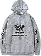QSMGRBGZ Casual Hooded Sweatshirt, casual Unisex Hooded Trui, mode vlinder afdrukken lange mouw ronde hals Pullover Hoodie...