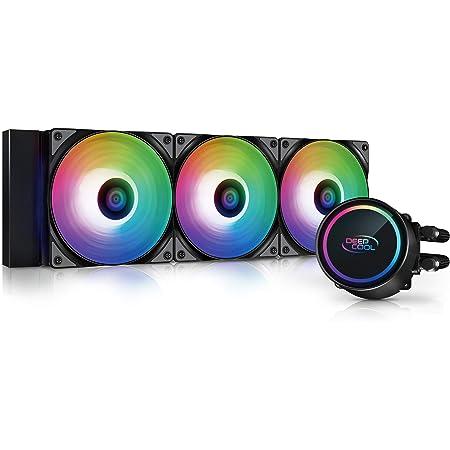 Deepcool ディープクール Gammaxx L360 ARGB CPUクーラー 簡易水冷