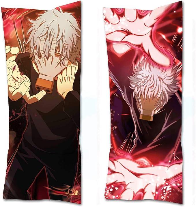 Voltron:Legendary Defender Shiro Dakimakura Hugging Body Pillow Case Cover 105CM