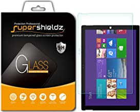 Supershieldz for Microsoft Surface Pro 3 Tempered Glass Screen Protector, Anti Scratch, Bubble Free