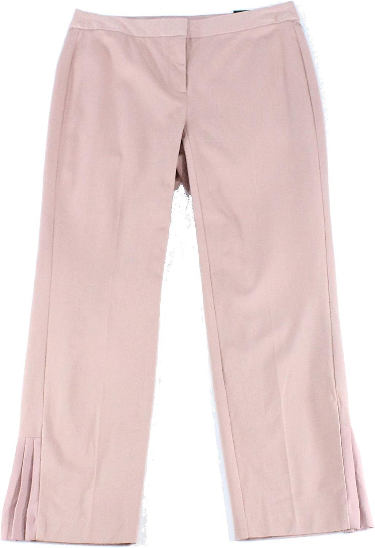 Alfani Womens Pink Wear to Work Pants Size 6