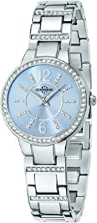 Chronostar R3753247503 Desiderio  Year Round Analog Quartz Silver Watch