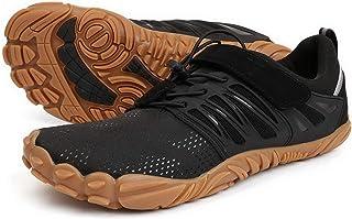 WHITIN Minimaliste Barefoot Scarpe da Trail Running Uomo Donna