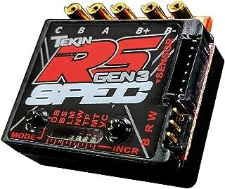 Tekin RS Gen3 Brushless Sensored/Sensorless D2 ESC 13.5T Limit, TEKTT1157