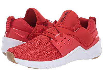 Nike Free Metcon 2 (Mystic Red/Red Orbit/Gum Light Brown) Men