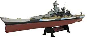 USS Missouri 1944 - 1:1000 Ship Model (Amercom ST-16)