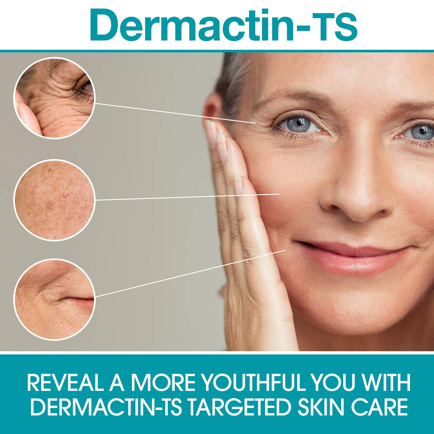 Dermactin-TS Stretch Mark Complex Concentrated Formula 177ml by Dermactin by Dermactin