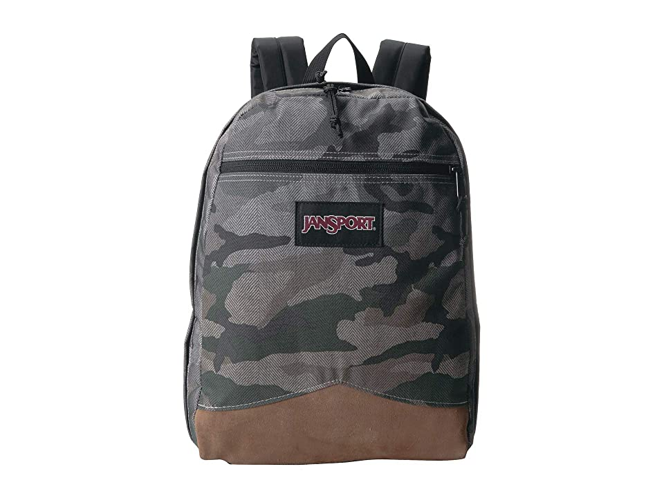 JanSport Freedom (Camo Ombre) Backpack Bags